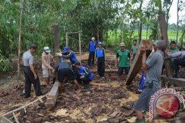 BPBD Madiun Imbau Warga Waspadai Hujan dan Angin Kencang