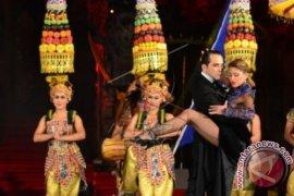 Presiden Jokowi Buka Pesta Kesenian Bali