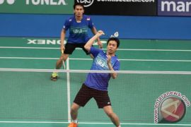 Hendra/Ahsan melesat ke semifinal Thailand Masters