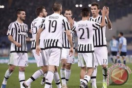 Juve menang 4-0 atas Torino di Piala Italia
