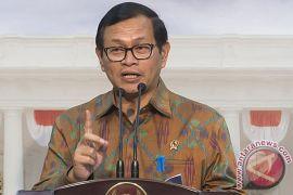 Presiden Jokowi akan lantik kepala BNPT