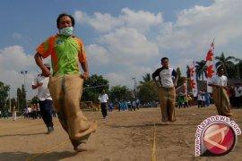 Dispora Banten Lestarikan Olahraga Tradisional Masyarakat