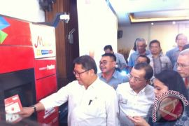 Pos Indonesia gandeng Mataharimall.com kukuhkan layanan O2O