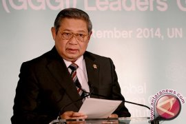SBY Bantah Siapkan Ani Calon Presiden 2019