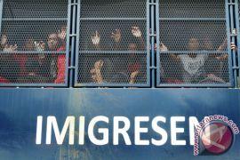 Malaysia tangkap 28 WNI tanpa dokumen imigrasi
