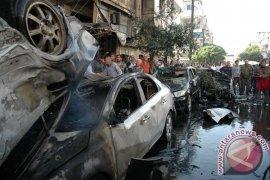 Bom mobil tewaskan tiga anak-anak