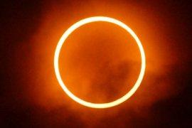 Gerhana Matahari Total Menarik Dilihat Dari Palembang