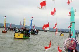 Ratusan kapal nelayan meriahkan Hari Nusantara 2015