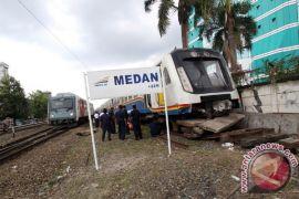 KA Babaranjang anjlok hambat jalannya kereta lainnya