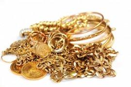 Harga emas menjelang Lebaran naik