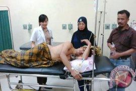 Dua warga Kepahiang-Bengkulu tersambar petir
