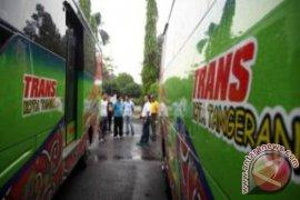 BRT Kota Tangerang Beroperasi Tahun Depan