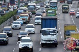 Pengaturan angkutan di tol mempercepat 30km/jam saat jam sibuk