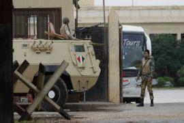 Mesir buka perbatasan dengan Gaza