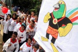 "Kemenpora-KOI-Bekraf Bahas Revisi Maskot Asian Games ""Drawa"""