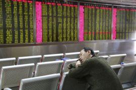 Saham China dibuka melemah