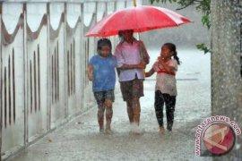 Di China, Hujan bisa timbulkan kerugian Rp3 Triliun