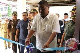 Bupati Aceh Barat Resmikan Gedung Satpol PP