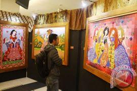 Pameran kartun bertema anti-perang dibuka di Athena