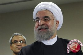Presiden Iran Pertegas Dukungan Bagi Presiden Suriah