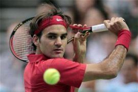 Federer hentikan Krajinovic di Indian Wells
