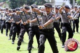 Polres Bangka Tengah Siaga Satu Antisipasi Teroris