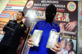 Polisi Tangkap Tukang Parkir Kurir Narkoba