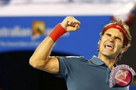 Federer Hanya Perlu 88 Menit Capai Perempat Final