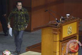 Golkar belum putuskan penggantian posisi Setya Novanto di DPR
