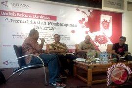 Deputi Gubernur DKI Apresiasi Buku Pewarta ANTARA