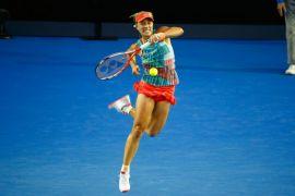 Kerber melaju ke final Wimbledon