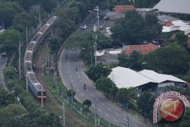 KRL Rangkasbitung-Tanahabang ditargetkan beroperasi tahun ini