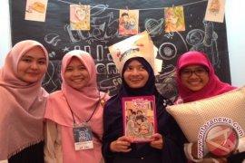 Hijabers Bekasi Dukung Label Halal Pada Kain