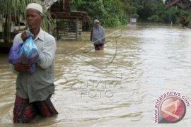 Banjir dan longsor landa Simeulue