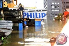 Tagana Babel Pantau Daerah Rawan Bencana