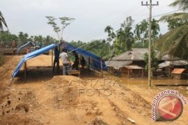 Tempat Pengungsi Korban Banjir