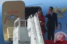 Presiden Joko Widodo Memulai Kunjungan Ke San Fransisco