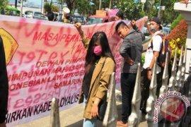 Permahi Samarinda Demo Sikapi Gratifikasi Trans Studio