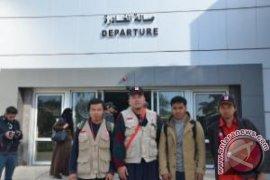 Dukanya relawan mer-c keluar dari Gaza