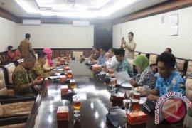 Kunjungan Kerja Banmus ke DPRD Jawa Tengah