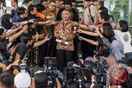 Ketua KPK Agus Raharjo Mundur jika UU Direvisi