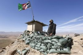 Taliban bunuh sedikitnya 10 polisi di Afghanistan Tengah