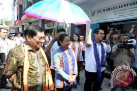 Menteri BUMN Dukung Peralihan Pelabuhan Yos Sudarso