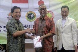 Kubah Burung Endemik Indonesia Jadi Prioritas Sumbangan