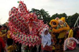 Ancol gelar kolaborasi tiga kebudayaan semarakkan Imlek