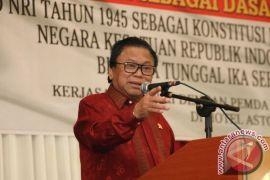 Oesman Sapta minta remaja masjid mau terus perbaiki diri