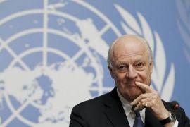 Pembicaraan Suriah di Jenewa akan berlanjut sampai 15 Desember