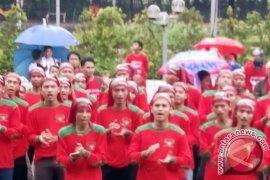Meski Hujan Deras, Ultah Aspek Indonesia Meriah