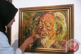 Dua lukisan Affandi dilelang untuk galang dana kampanye Gus Ipul-Puti