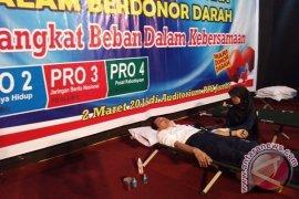 400 warga Jambi ikut program Indonesia berdonor